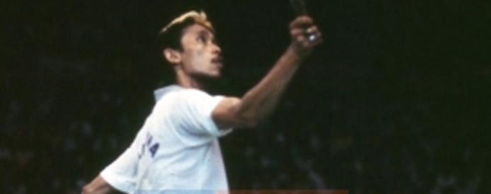 Badminton-Misbun Sidek